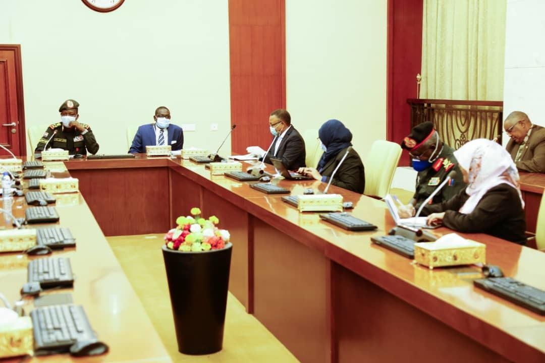 مجلس السيادة