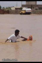 السودان : شاهد 20 صورة حزينة من كارثة السيول والامطار التي إجتاحت البلاد