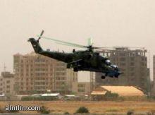 رئيس الجمهورية: عبر طائرة مروحية فشلت في الهبوط  يتفقد المناطق المتأثرة بالامطار والسيول بولاية الخرطوم