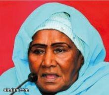 أم المسرح السوداني الأستاذة فايزة عمسيب