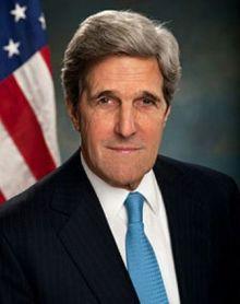 كيري : عشر دول ستشارك بضرب سوريا