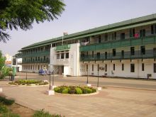 مستشفى الخرطوم