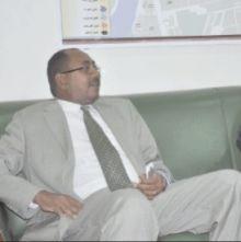 عمر نمر معتمد الخرطوم