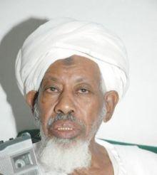 المراقب العام للإخوان المسلمين بالسودان (علي محمد أحمد جاويش)