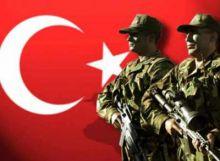 2018 ضابطاً بالجيش التركي يتقدمون باستقالاتهم