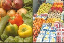 استطلاع للخبراء والمواطنين و التجار عن الفواكه والخضروات المستوردة