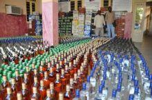 ضبط أكثر من (3) آلاف زجاجة خمور مهربة بالخرطوم