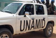 سلطات ولاية جنوب دارفور تلاحق المعتدين على قافلة (اليوناميد)
