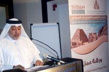 سفير قطر بالسودان : المشروع السوداني القطري يهدف لابراز الحضارة السودانية كواحدة من اقدم الحضارات العالمية