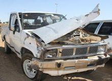 نجاة علي شمو من الموت بسيارة مستثمر سعودي بشارع الملك عبدالعزيز