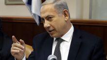 """نتنياهو يهدد بتلقين حركة حماس درساً قاسياً """"قريباً"""""""