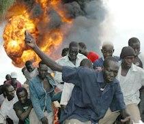 استمرار المعارك في الجنوب ومقتل «3500» بمدينة بور