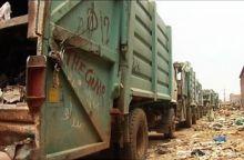 الخرطوم تولد يومياً (5) آلاف طن من النفايات