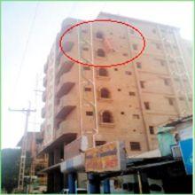 مصرع عامل سقط من «عمارة» تحت التشييد