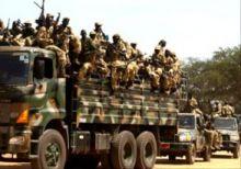 انشقاق «700» جندي من الجيش وإنضمامهم الى قوات مشار