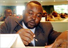 رئيس فصيل حركة تحرير السودان