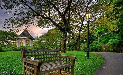حدائق سنغافورة النباتية