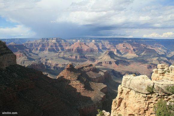 الجراند كانيون - ولاية أريزونا