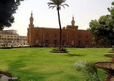 المسجد الكبير -الخرطوم