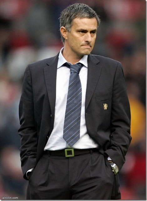 مدرب ريال مدريد جوزيه مورينيو