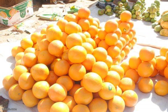 فاكهة برتقال