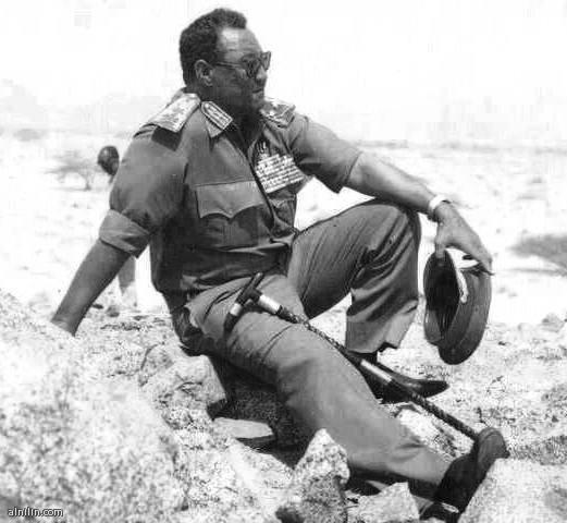 الرئيس السوداني الأسبق جعفر محمد نميري