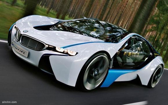 سيارات المستقبل من مرسيدس تنمو من بذور مزروعة مثل الشجر !!