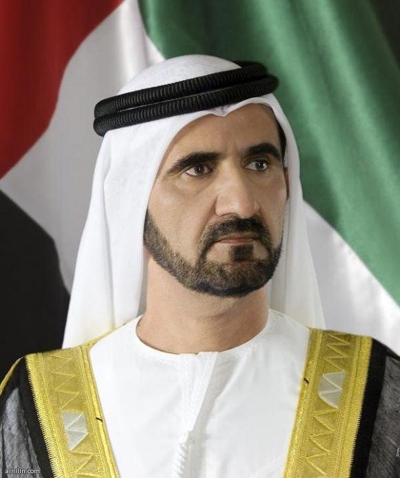 الشيخ محمد بن راشد - حاكم دبي