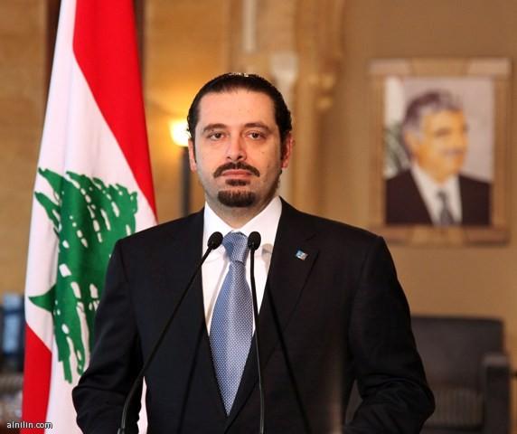 السيد سعد الحريري - رئيس حكومة تصريف الأعمال اللبنانية