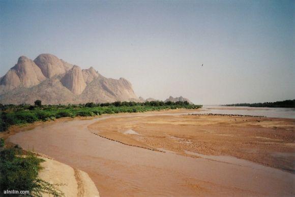 كسلا فيضان نهر القاش وجبال  التاكا