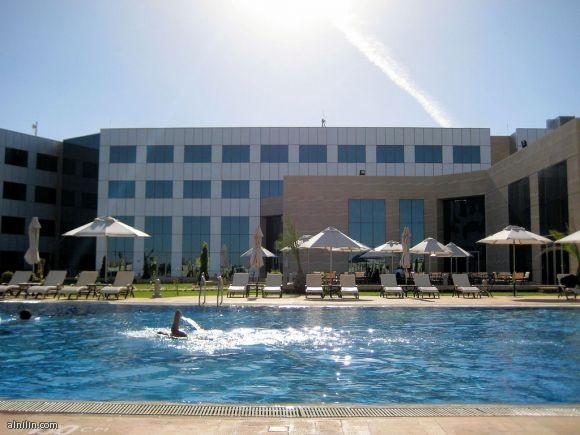 فندق السلام روتانا السودان الخرطوم   حوض السباحة