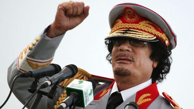 خطة دولية لاقتسام السلطة في ليبيا  مع استبعاد العقيد معمر القذافي وأبنائه
