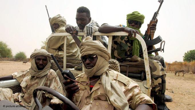 تجهيز 3 معسكرات بدارفور لإدماج متمردين سابقين