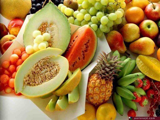 تناول الفواكه والخضروات 5 مرات يوميًا يقلل الوفيات الناجمة عن أمراض القلب