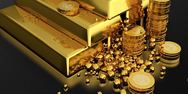 الذهب ينخفض عن أعلى مستوى في 6 أسابيع