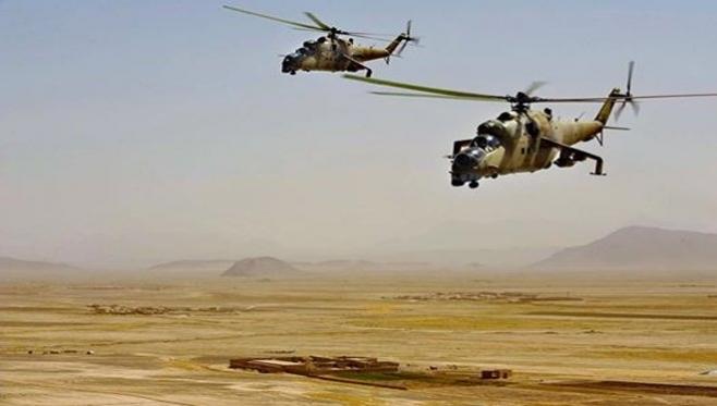 رئيس هيئة الإركان المشتركة يؤكد من أبوكرشولا عزم القوات المسلحة على تحرير كل شبر من أرض الوطن