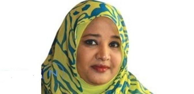 السيدة الفضلى وداد بابكر تشارك في الدورة التاسعة لمؤتمر السيدات الافريقيات الاُول