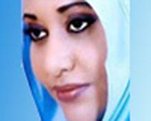 مني أبوزيد:  صوت التلفزيون ..!