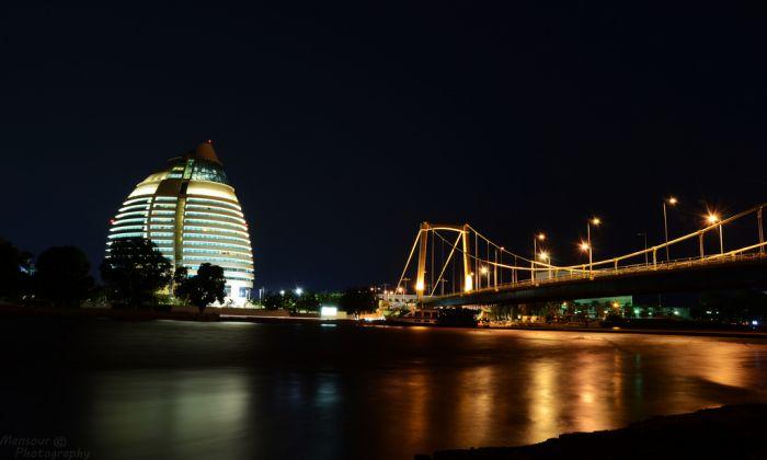 الخرطوم العاصمة الوحيدة في العالم التي تضم ستة ضفاف للنيلين الابيض والازرق ونهر النيل